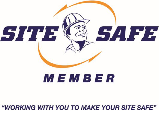 membership logo for Site Safe